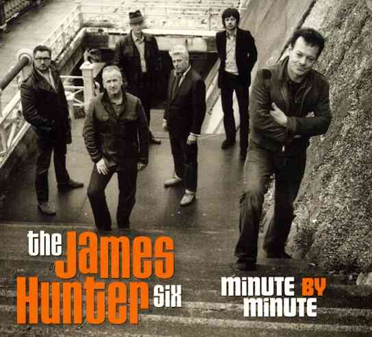 MINUTE BY MINUTE BY HUNTER,JAMES SIX (CD)